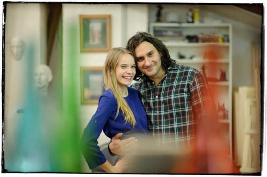 Полина и Николай Торховы