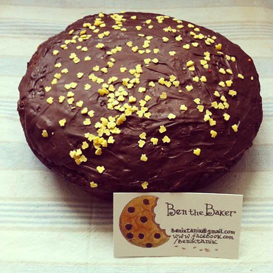 Ben the Baker