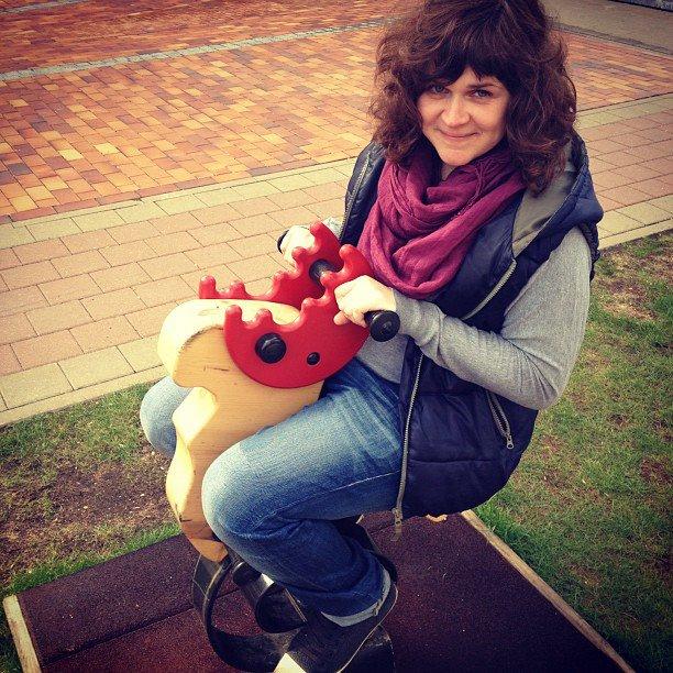 Москвичи о Москве: Полина, редактор на ТВ