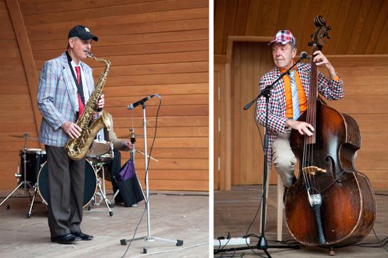 Бесплатные джазовые концерты в саду им. Баумана