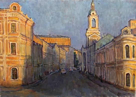 pyatnickaya