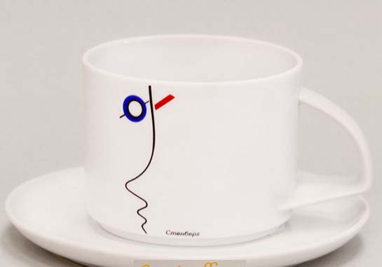 Чайная пара Стенберг - 750 руб.