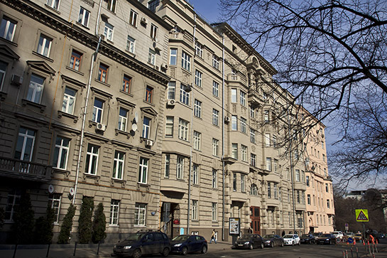 Дом на Поварской