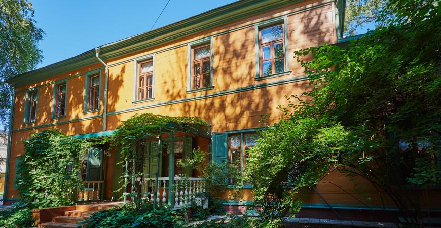 дом музей Льва Толстого