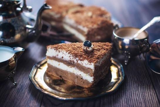 Шоколадный торт от ELEMENTAREE