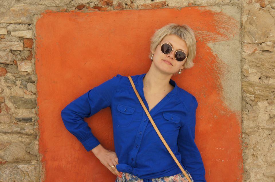 Анастасия Парнева: из Петербурга в Москву