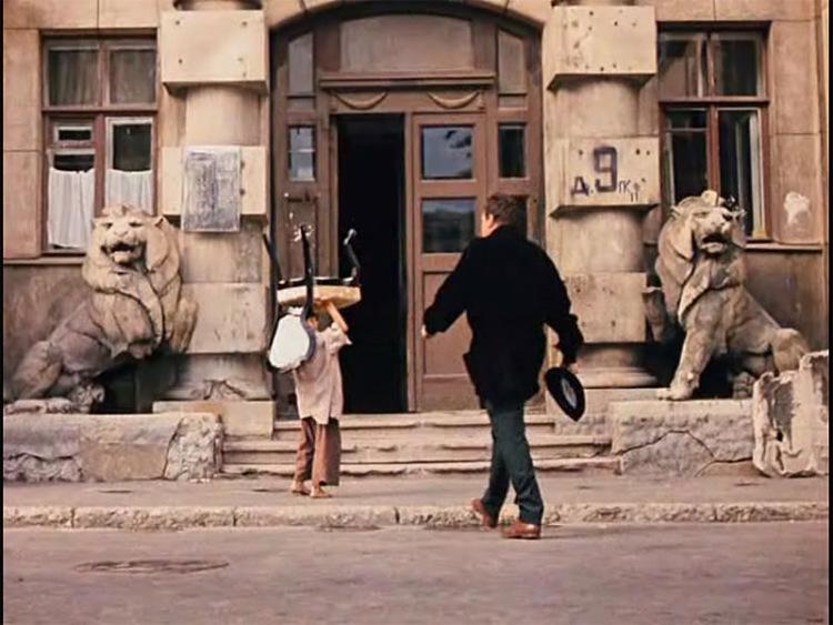 """Экскурсия """"12 стульев: Москва в романе и его экранизациях"""" с Татьяной Воронцовой"""