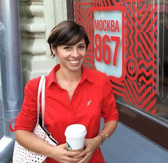 Москвичи о Москве: Марина, шеф-редактор на ТВ