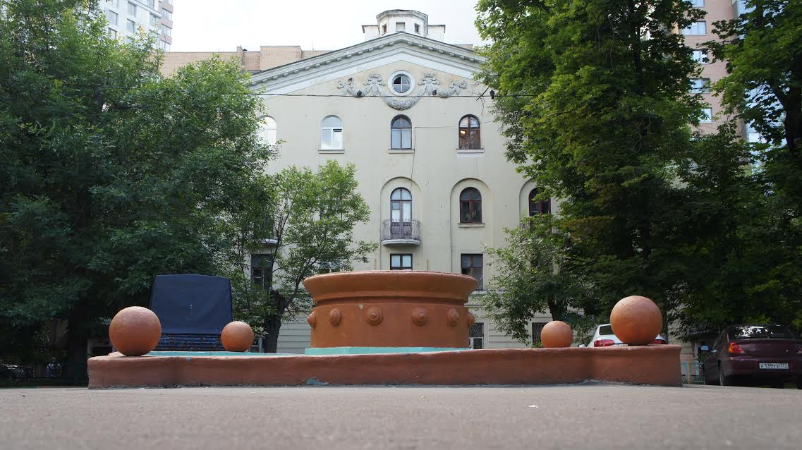 немецкие дворики