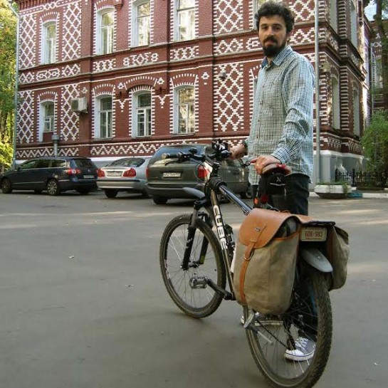 Евгений Уголев