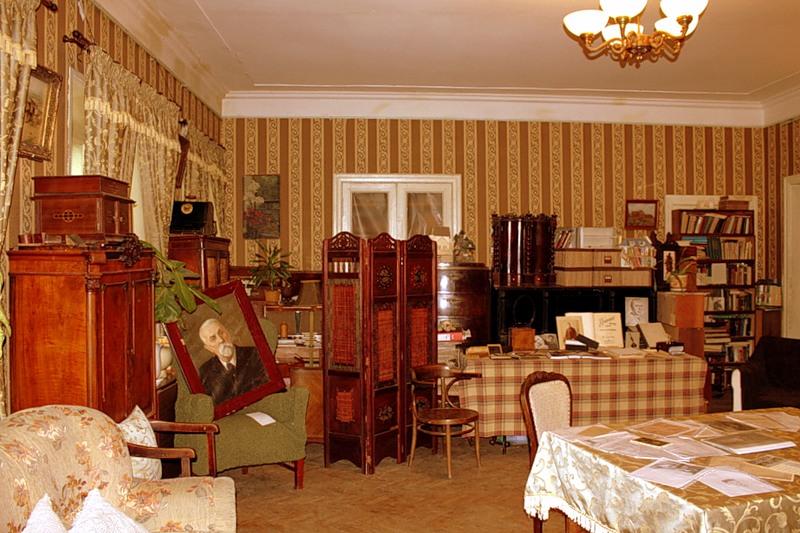 Квартира Телешовых
