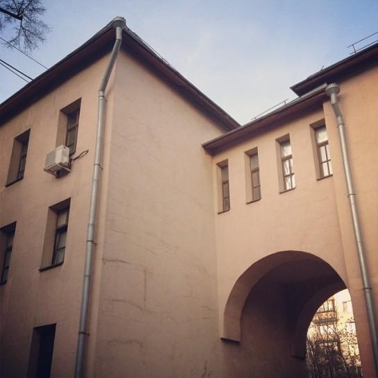 Дом Бориса Иофана