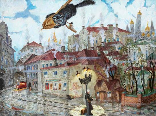 Moscow1920_M_Bulgakov