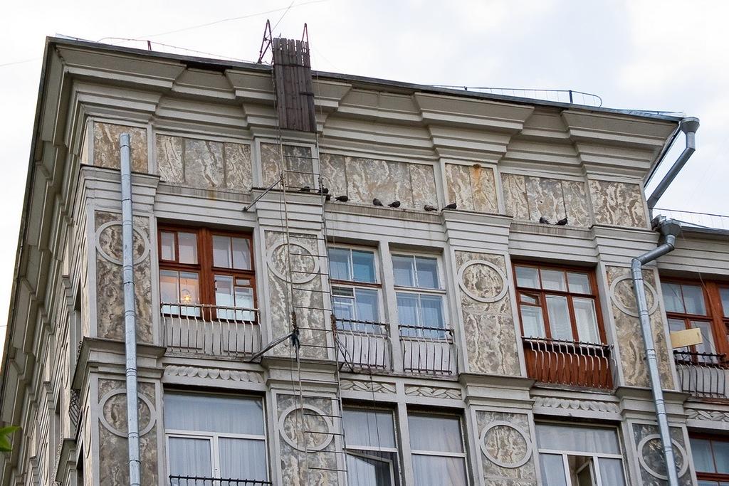 ажурный дом