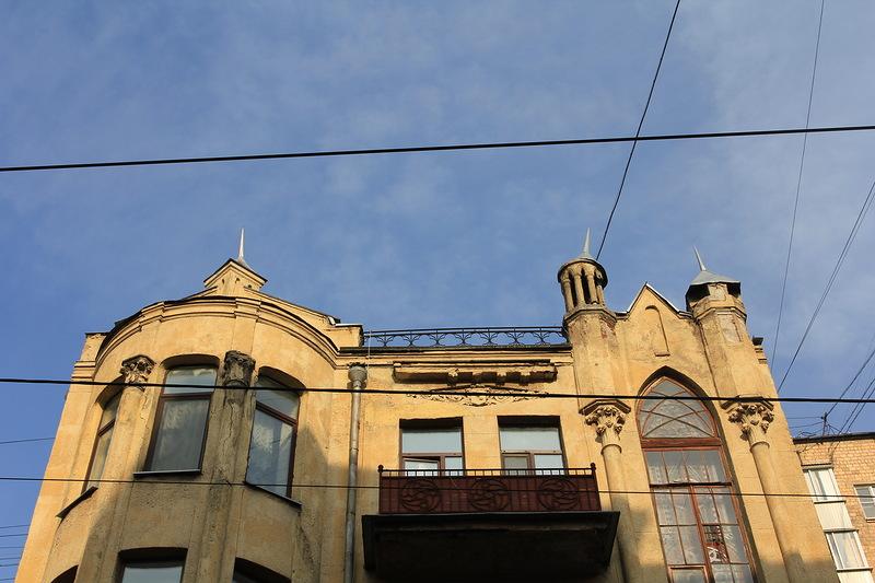 Дом Антона Фролова