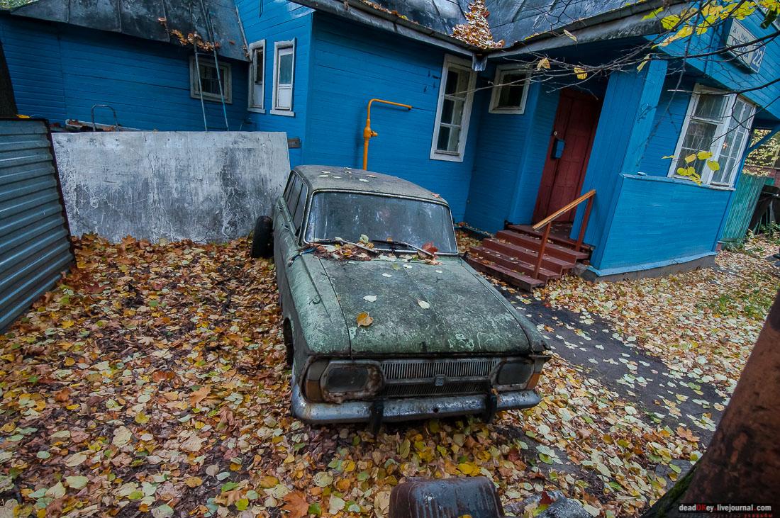 Посёлок Художников Сокол