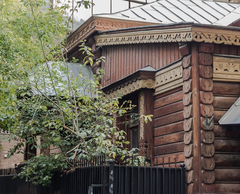 дом пороховщикова