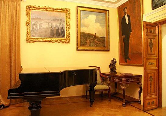 Москва Консерваторская: Любовь и Музыка