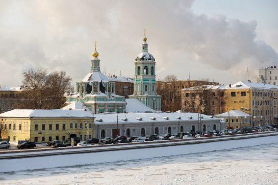 Церковь Николая Чудотворца в Заяицком