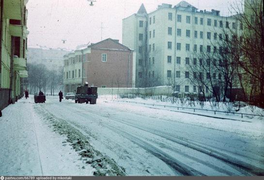 Большой Козихинский переулок