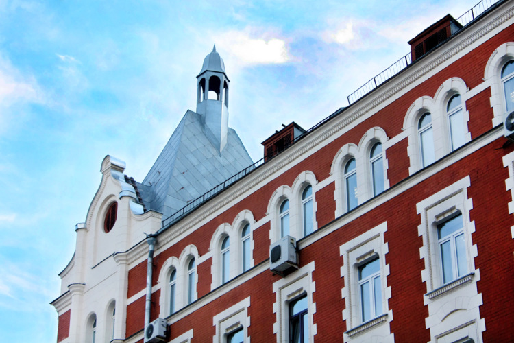 улица Гиляровского