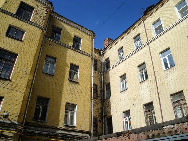 Ольховская улица