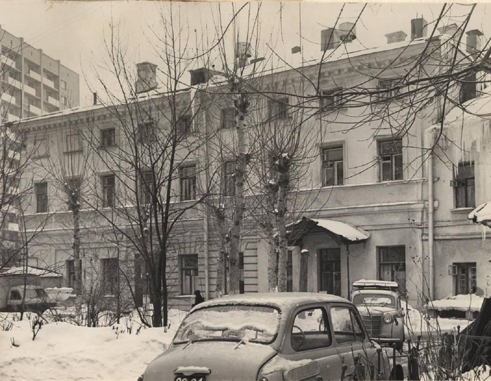 Дом Телешова