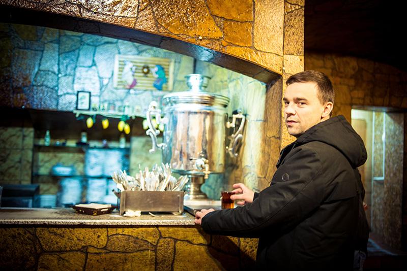 Денис Бычков