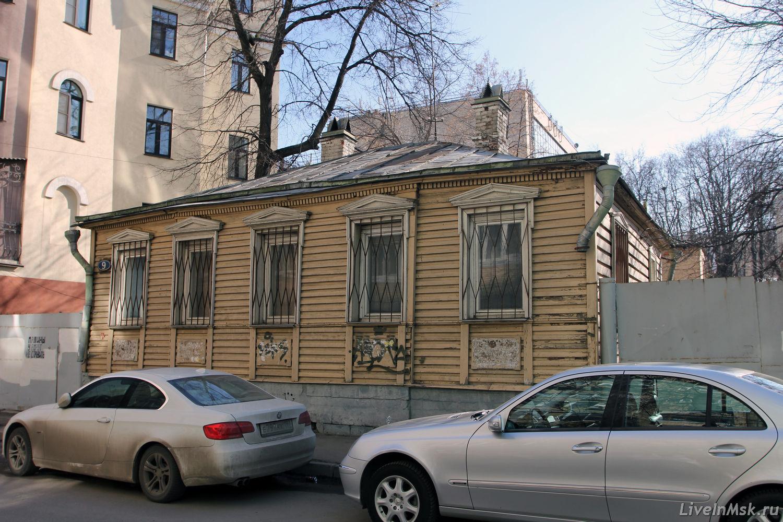 Дом Мастера в Мансуровском