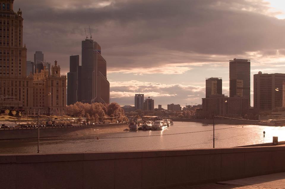 Велоэкскурсия «От Сити до Сити вдоль Москвы-реки»