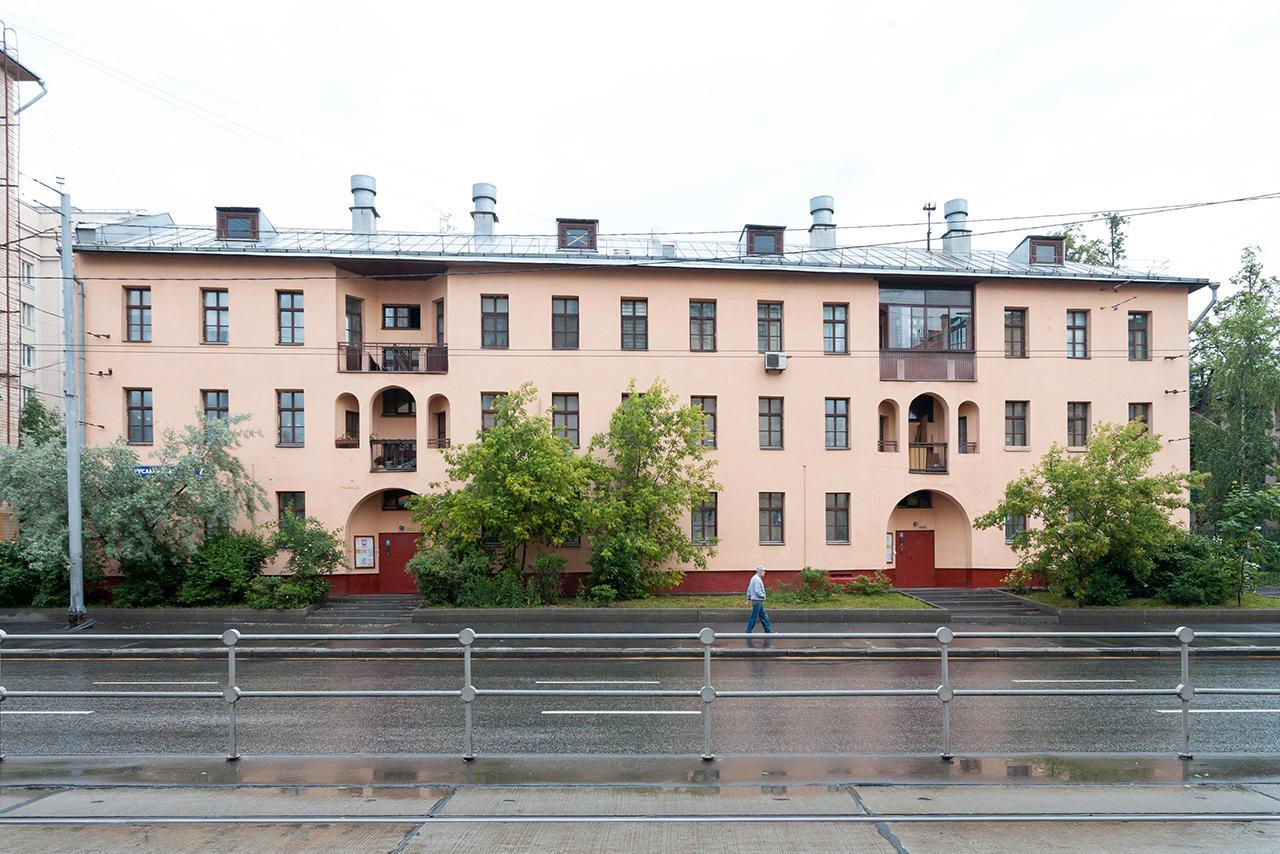 Русаковская