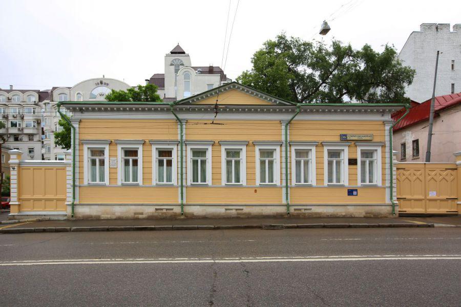 дом В.Л. Пушкина