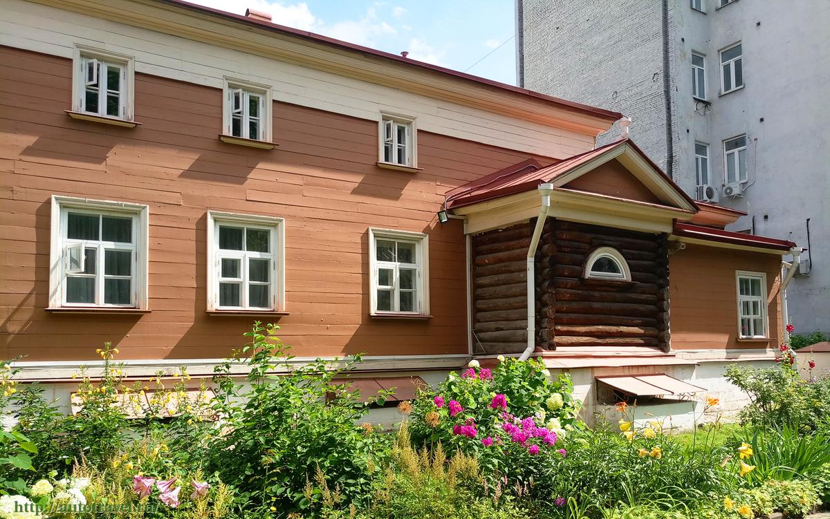 Дом-музей Щепкина