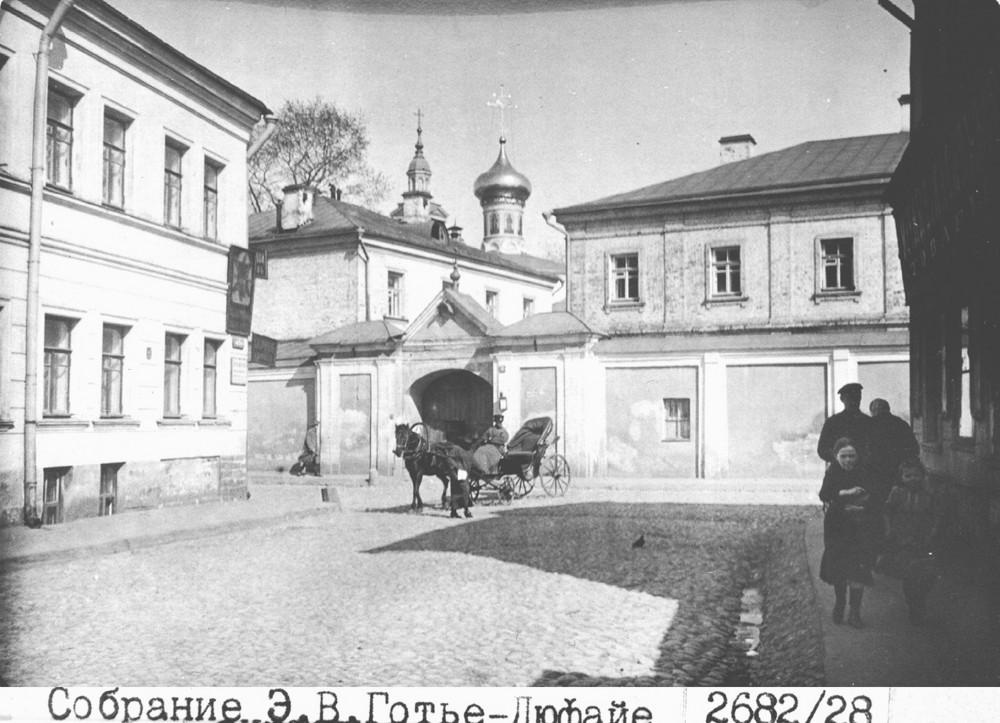 исчезнувшие монастыри Москвы