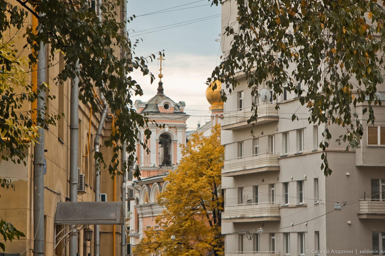 брюсов переулок