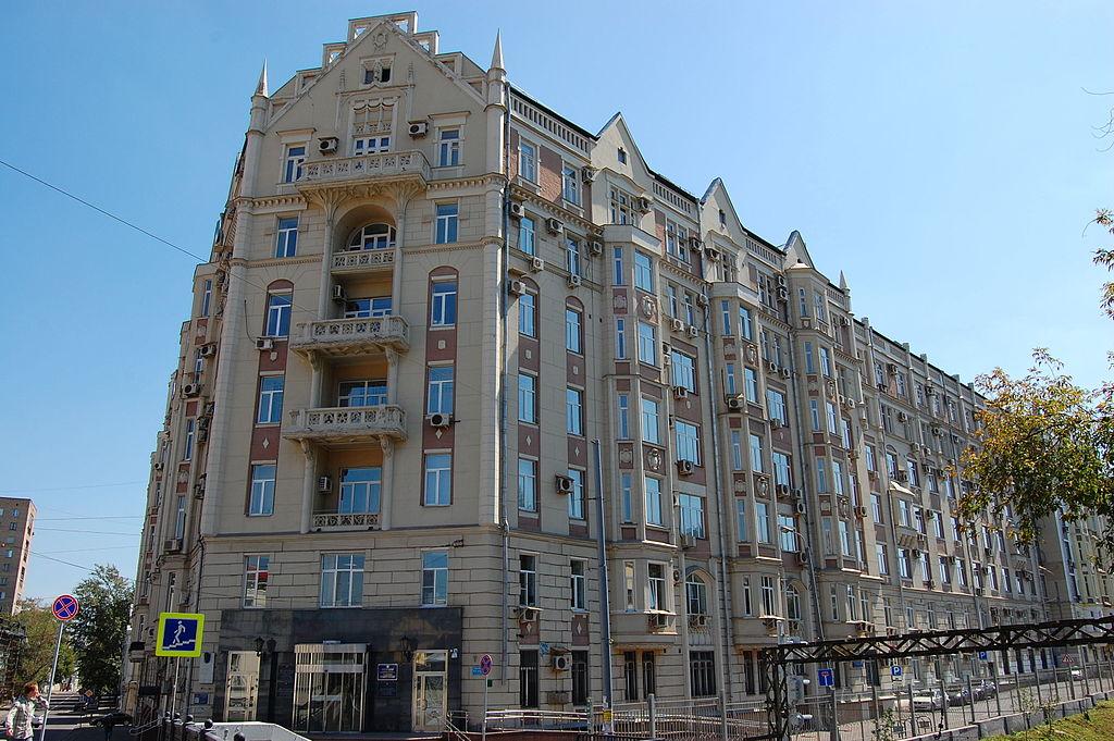 Novaya_Basmannaya