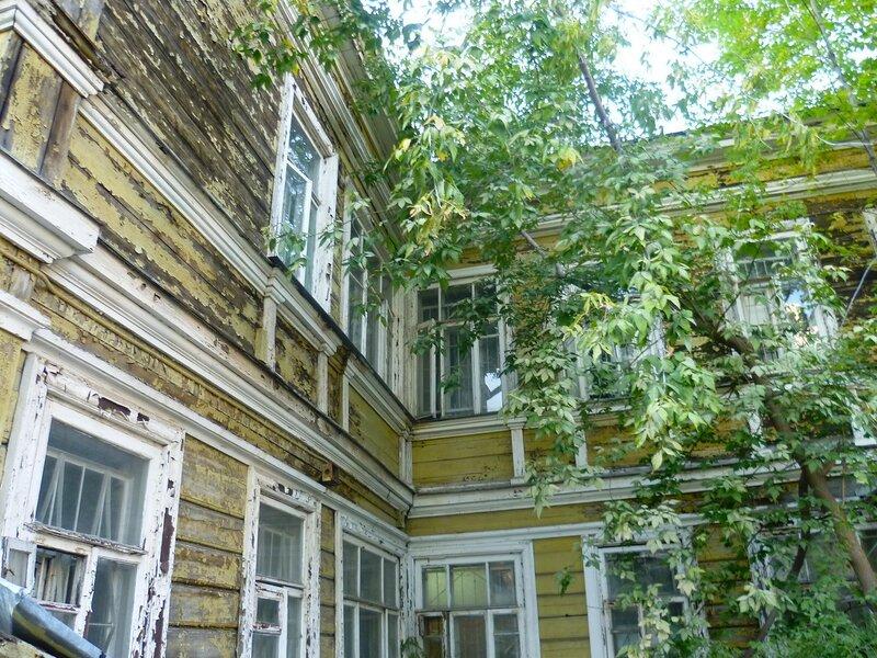 денисовский переулок